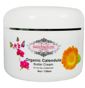 Organic Calendula Baby Butter Cream, 120ml