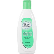 Creamy Baby Oil with Aloe Vera & Vitamin E - 300ml,