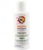 Eco Cosmetics Pomegranate & Sea Buckthorn Baby & Children Body Oil 100Ml
