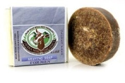 Tierra Mia Organics, Raw Goat Milk Soap, Shaving Soap for Men, 0.07kg