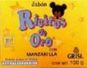 Ricitos De Oro Baby Soap 100ml