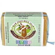 Tierra Mia Organics Raw Goat Milk Soap - Baby Soap