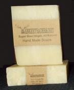 Super Shea All Natural, Vegan Handmade Soap / 2 Bars