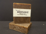 Mocha Java Goat Milk Soap Bars - Handmade / 2 - 120ml Bars