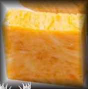 Florida Sunrise Soap - Organic - Handmade, All Natural - Vegan / 2 Bars