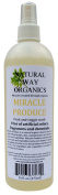 Natural Way Organics Mircale Produce Cleaner 16 Oz.