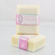Brigit True Organics- Brigit Baby Castile Soap, approx. 2.9 - 100ml