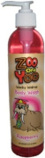 Zoo On Yoo Wacky Walrus Kid's Body Wash - Raspberry 300ml