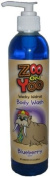 Zoo On Yoo Wacky Walrus Kid's Body Wash - Blueberry 300ml