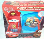 Disney Pixar Cars Bubble Time Friends Bubbling Body Wash & Bath Mitt