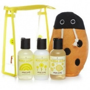 Organic Travel Basics Lady Bug by Little Twig