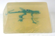 Lizard vegetable glycerin soap