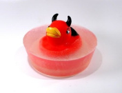 Devil Duck vegetable glycerin soap