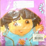 Dora the Explorer Hooded Bath Towel Poncho - Pink