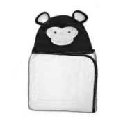 Plush Animal Hooded Towels Monkey