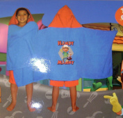 Handy Manny Hooded Cotton Towel