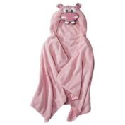 Circo Hooded Towel Hippo