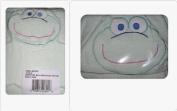 Infant Hooded Bath Wrap & Wash Mitt - Frog