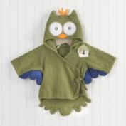 Green Baby Aspen My Little Night Owl Hooded Spa Robe - Baby baby gift idea