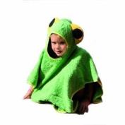 Käthe Kruse Bath Poncho - Frog