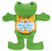 Frog Soap Sack by Rich Frog