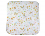 5 pcs Baby Gauze Muslin Squares Washcloth-100% cotton 31x31cm