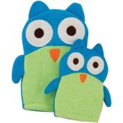 Mom and Mini Mitt - Owl