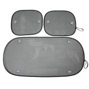 Rear & Side Window Shade Set
