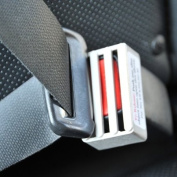 Seat Belt Buckle Guard