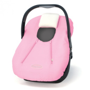 EVC Microfiber & Fleece Cosy Cover - Pink