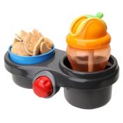 Safefit Snack Pod, Grey
