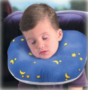 Jolly Jumper Sleep Time Neck Ring Child Head Support Pillow - Assorted Colours