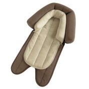 Eddie Bauer 2-in-1 Head Support - Chocolate