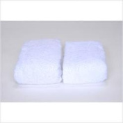 Extra-Thick Cotton Terry Changing Pad Covers - Set of 2
