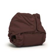 Rumparooz Newborn Cloth Nappy Cover Snap, Root Beer
