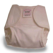 Basic Connexion 209049 Extra Large Cotton Wrap Nappy Cover in Brown