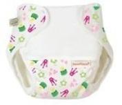 Imse Vimse Organic Cotton Nappy Cover - Newborn - Zoo