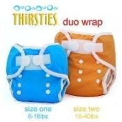 Thirsties Duo Nappy Wrap