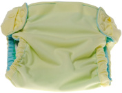 Sprout Change Reversible and Reusable Nappy Shell, Lemon Ice