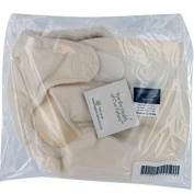 Organic Caboose, Plush Bamboo Nappy Cover, Medium 5.44-8.16kg, 1 Cover