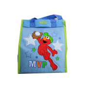 Sesame Street Elmo Baby Nappy Tote Bag - Blue