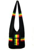 Rasta Shoulder Purse Sling bag Tote bag