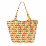 Beeposh Maggie Plush Tote Bag