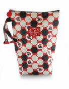2 Red Hens Whole Roost Bag With Changing Pad, City Stripes