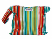 Snuggy Baby Wet Bag - Caribbean Stripe