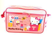 Pink Hello Kitty Shoulder Camera Messanger Bag