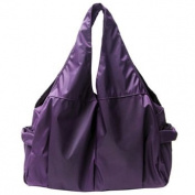 KF Baby UrBANE Nappy Bag, Purple, with kilofly Mini Gift-for-You Card