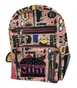 Harajuku Mini Book Bag / Back Pack / Tote Bag / Purse