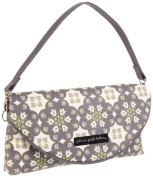 Petunia Pickle Bottom Change It Up Clutch,Misted Marseille,One Size