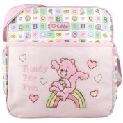 Care Bears Baby Mini Pink Rainbow Nappy Bag / Cooler